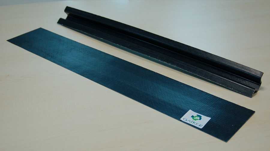 materiales para vehículos más ligeros a partir de polipropileno reciclado