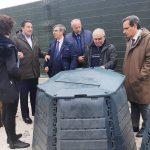 La Junta de Castilla y León ejecuta siete proyectos de compostaje comunitario en Valladolid