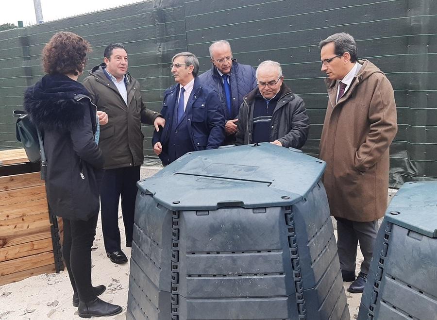 Nuevos proyectos de compostaje comunitario en la provincia de Valladolid