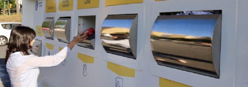 El punto limpio móvil de Huelva permitió recuperar 20 toneladas de residuos para su reciclaje