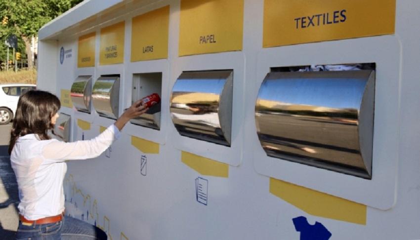 Punto limpio móvil en Huelva