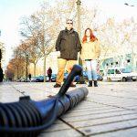 Los sopladores de limpieza viaria multiplican hasta un 70% las partículas contaminantes en suspensión