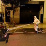 Los agricultores de Castellón ofrecen su ayuda para reforzar la limpieza urbana contra el COVID-19