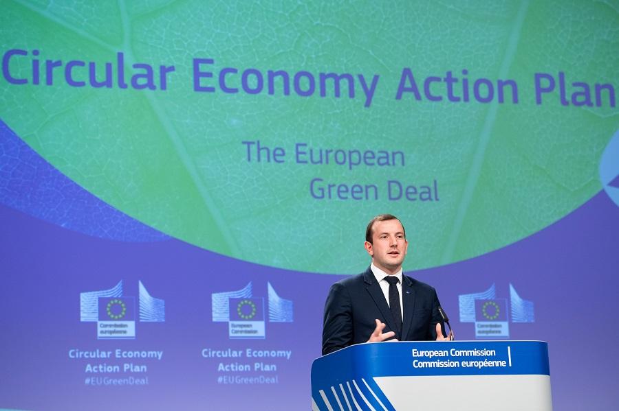Aprobado el nuevo plan de acción europeo para la economía circular