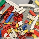 Los bloques de LEGO podrían durar hasta 1.300 años en el medio marino