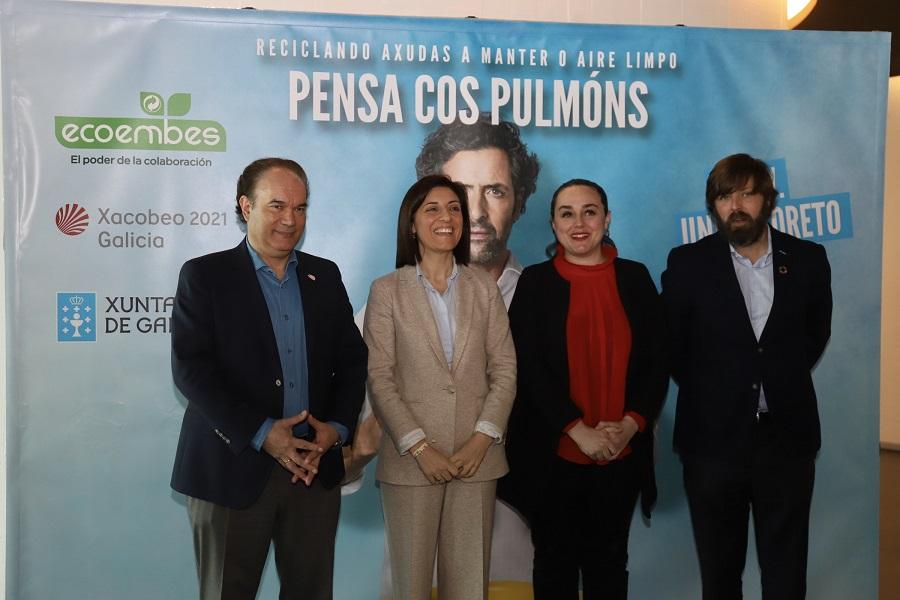 Una campaña premiará a los ayuntamientos gallegos que más reciclen