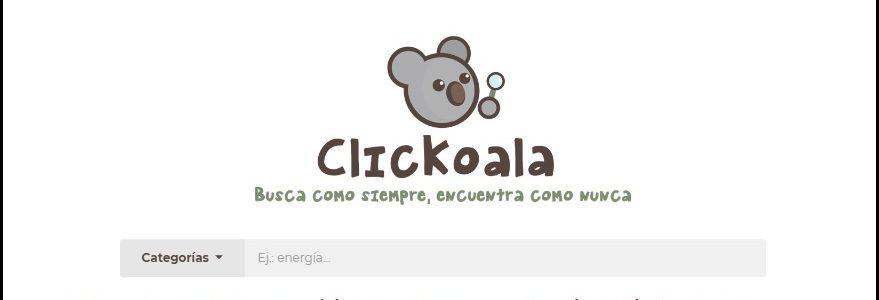 Clickoala lanza su buscador de productos realmente sostenibles