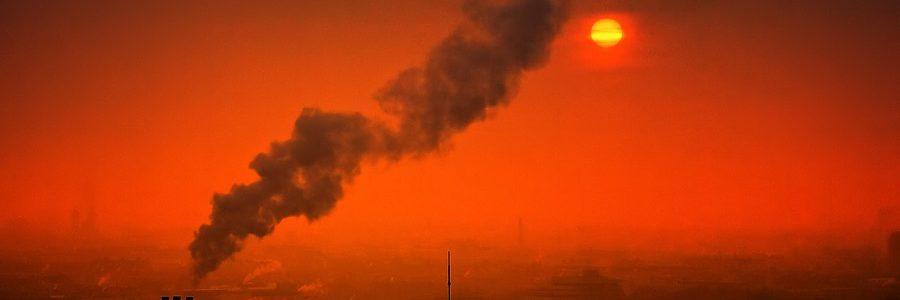 La contaminación del aire, la principal pandemia mundial