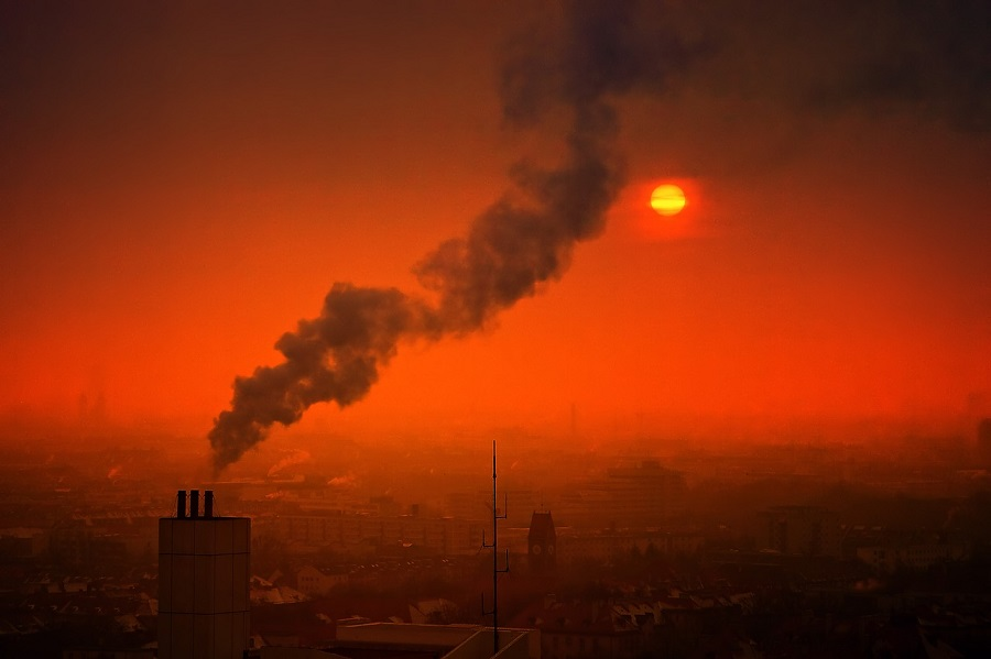 La contaminación del aire es la auténtica pandemia mundial
