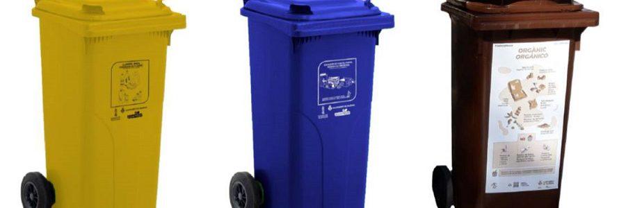 Valencia reduce un 23% la generación de residuos durante la primera semana de confinamiento