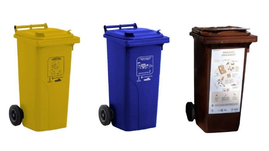 Se reduce la generación de residuos en Valencia durante el confinamiento por el coronavirus