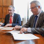 Convenio para impulsar la simbiosis industrial en Gipuzkoa