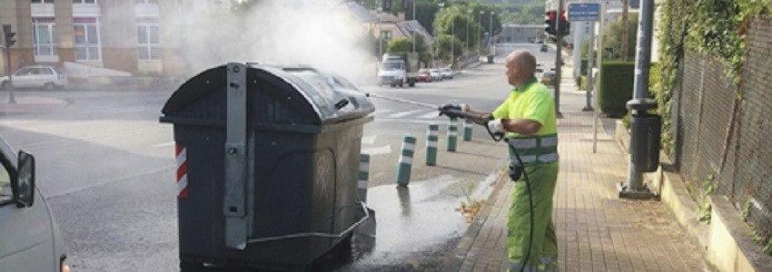 Lugo establece la recogida a domicilio de los residuos generados en hogares con personas afectadas por el coronavirus