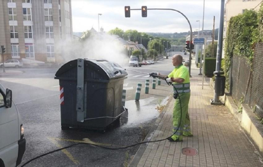 Lugo recoge a domicilio los residuos de personas afectadas por el ...