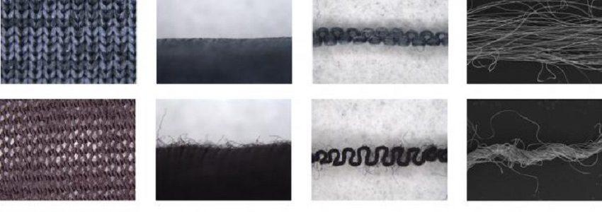 El simple uso de la ropa libera más microfibras al medio ambiente que su lavado