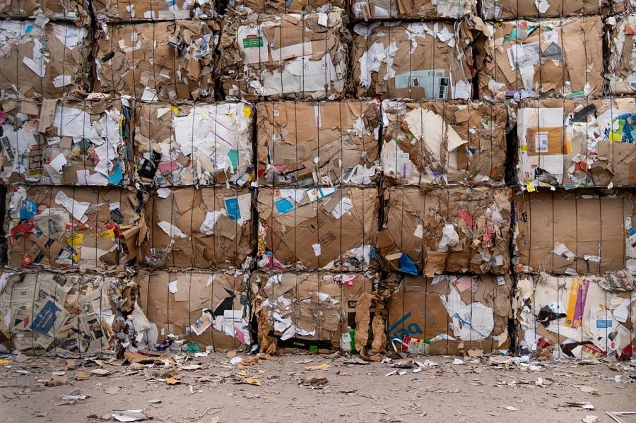 Recogida y reciclaje de papel, esencial también en la crisis del coronavirus