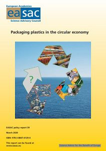 Packaging plastics in the circular economy