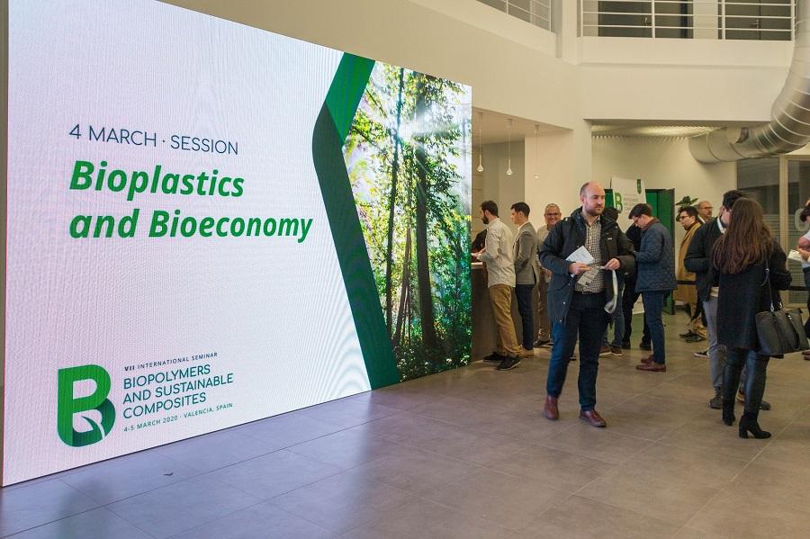 AIMPLAS celebra un seminario internacional sobre bioplásticos