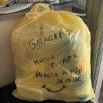 Ecoembes lanza una campaña de agradecimiento al personal de recogida y tratamiento de residuos durante la alerta sanitaria