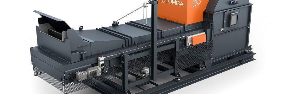 Tecnología XRT de TOMRA Sorting Recycling para aumentar la calidad de la chatarra de aluminio como materia prima para fundiciones