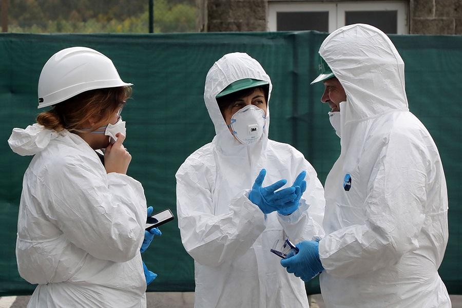 Sogama gestionará cinco toneladas diarias de residuos sanitarios de Galicia