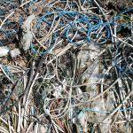 Incorporan residuos plásticos de cables en materiales de construcción