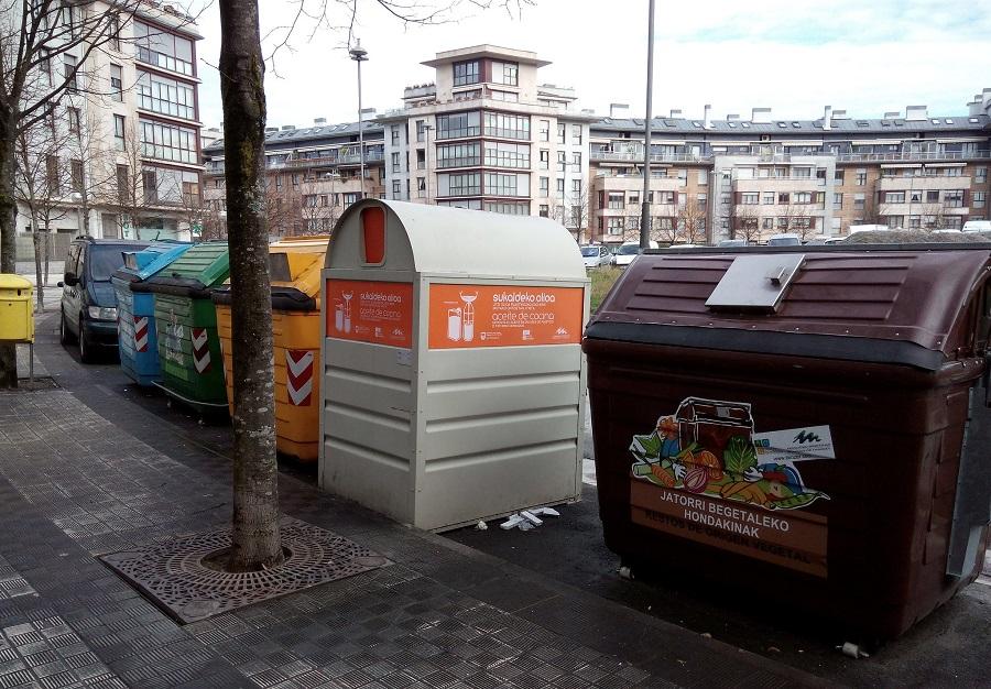 Crece la generación de residuos en Gipuzkoa durante el confinamiento