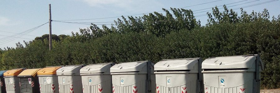La generación de residuos en Cataluña cae casi un 17% con el confinamiento