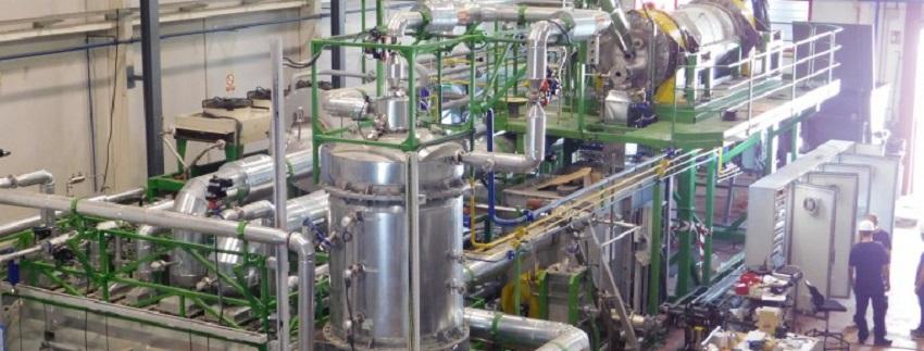Greene trabaja en diversos proyectos de valorización energética de residuos