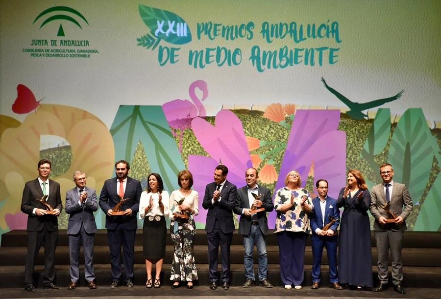 Nueva convocatoria de los premios Andalucía de Medio Ambiente