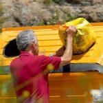 El reciclaje de envases a través del contenedor amarillo crece un 15% desde el inicio del estado de alarma