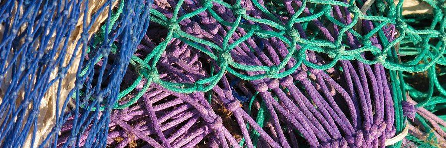 Obtienen un plástico para artes de pesca que se degrada con la luz ultravioleta