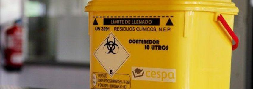 La generación de residuos sanitarios en Cataluña crece un 350% desde que comenzó la pandemia