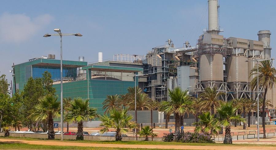 La planta de valorización energética de TERSA comienza a incinerar residuos hospitalarios