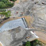 Los trabajos en el vertedero de Zaldibar le han constado ya más de siete millones de euros al Gobierno Vasco