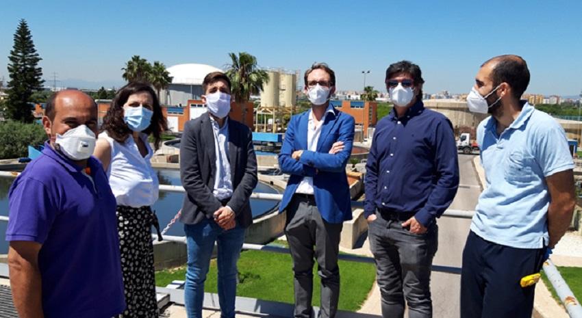Castellón analiza la presencia del coronavirus en sus aguas residuales