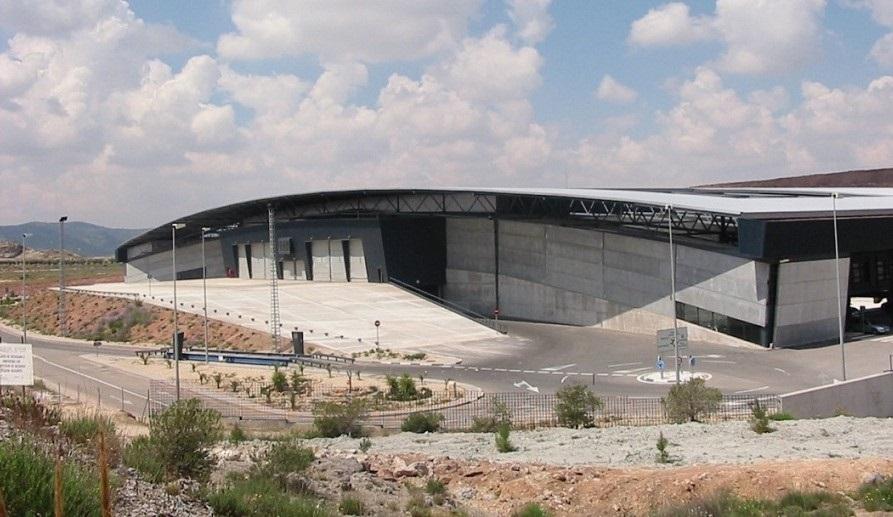 La planta de residuos de Villena refuerza su seguridad por el COVID-19