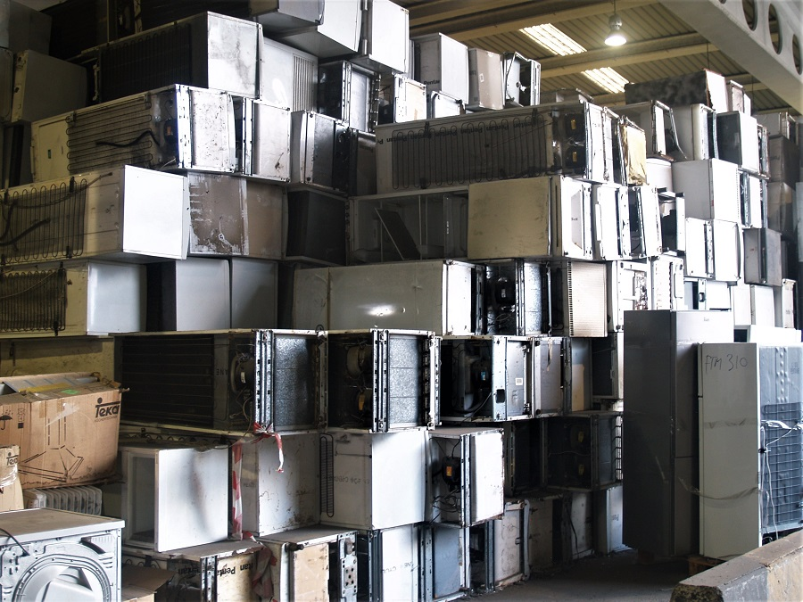 Ecolec gestionará los residuos electrónicos recogidos en los comercios de ADEN