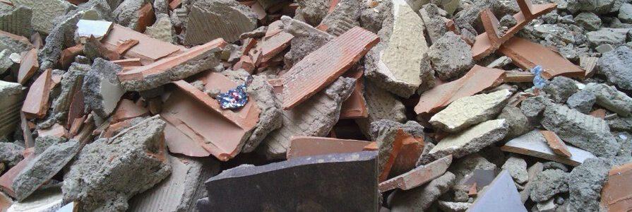 Cataluña subvenciona con tres millones el uso de áridos reciclados en obras municipales