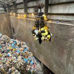 La planta del Maresme asegura que sus emisiones de dioxinas se han reducido con la incineración de residuos sanitarios