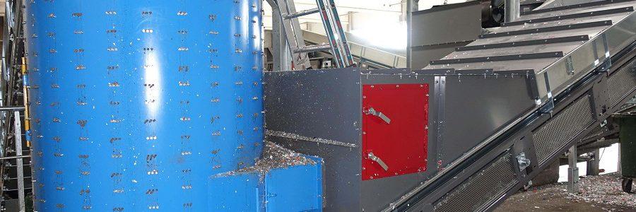La planta de clasificación de PET de RCS logra escamas de plástico de alta pureza y aumenta su productividad con tecnología de STADLER