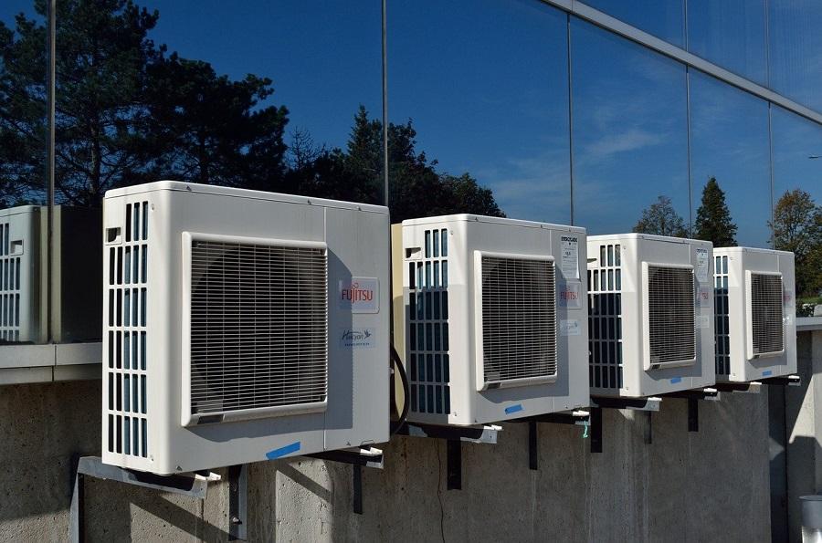 Equipos de aire acondicionado