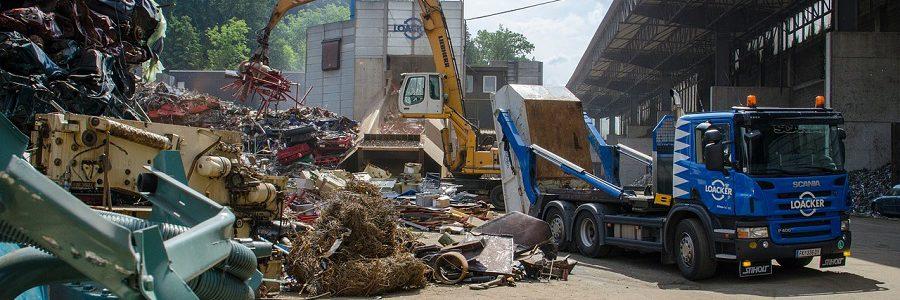 Primeros síntomas de recuperación en la industria mundial del reciclaje