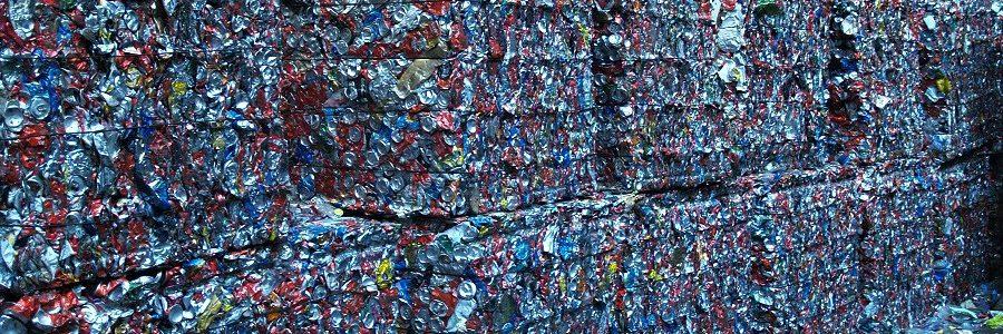Reciclaje de latas, un modelo de economía circular