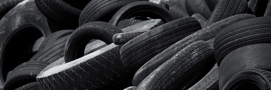 Diez formas de reciclar los neumáticos usados