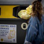La recogida de envases a través de los contenedores amarillos y azules crece un 8,1% hasta 1,5 millones de toneladas
