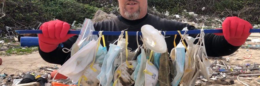 Daños colaterales de la COVID-19: el resurgir del plástico