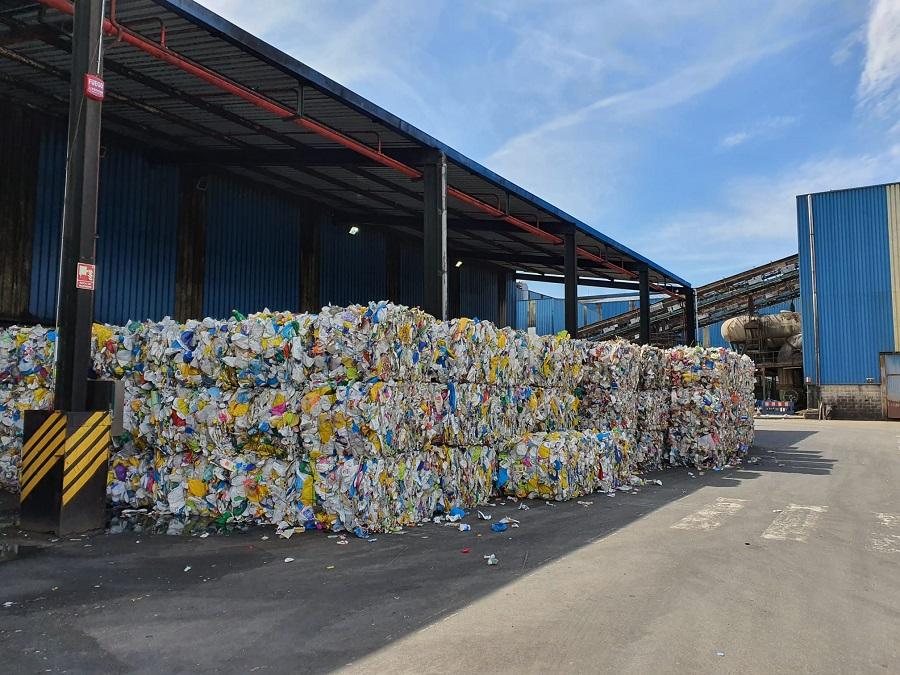 Aumenta la llegada de residuos a Sogama durante el confinamiento