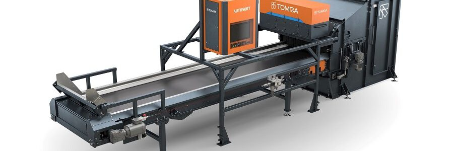 TOMRA Sorting Recycling lanza sus soluciones de clasificación más avanzadas