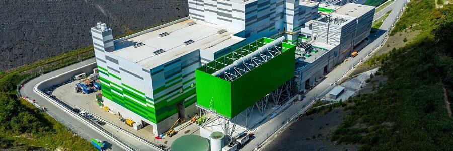 La planta de valorización energética de Gipuzkoa obtiene la autorización para comenzar a operar